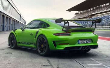 society of speed gt3rs