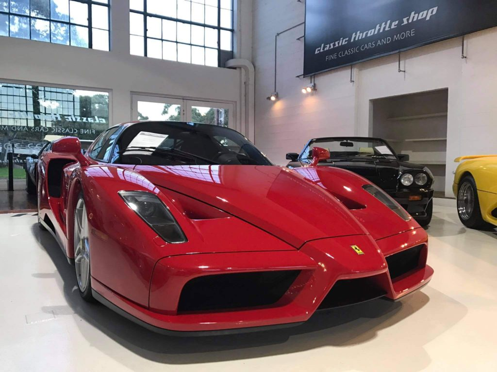 Ferrari Enzo Classic Throttle Shop